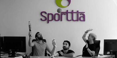 Sporttia reservar pistas deportivas