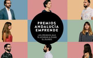 6ª edición Premios Andalucía Emprende