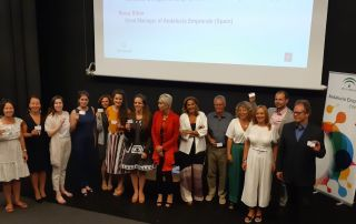 Andalucía Emprende congrega a más de un centenar de universitarias en la presentación 'Ifempower'