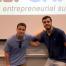 Dos jóvenes de la Universidad de Sevilla optan a un premio de $10.000 para iniciar su start-up