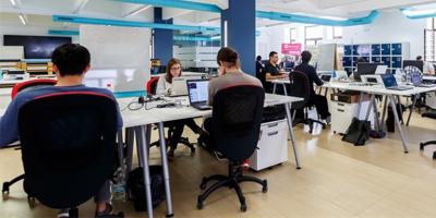 La Junta impulsa 220 proyectos de emprendedores con sus programas de aceleración de 'startups'