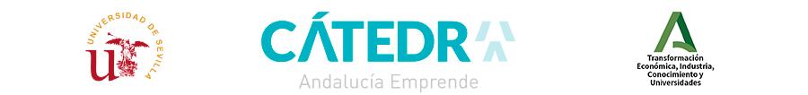 Cátedra Andalucía Emprende Logo